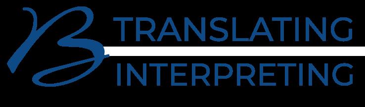Back To Basics Interpreting and Translating